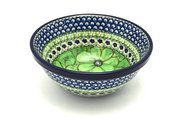 "Ceramika Artystyczna Polish Pottery Bowl - Medium Nesting (6 1/2"") - Unikat Signature - U408A 058-U408A (Ceramika Artystyczna)"