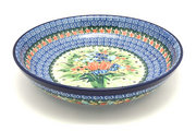 Ceramika Artystyczna Polish Pottery Bowl - Pasta Serving - Large - Unikat Signature U3516 115-U3516 (Ceramika Artystyczna)