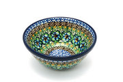 "Ceramika Artystyczna Polish Pottery Bowl - Small Nesting (5 1/2"") - Unikat Signature U151 059-U0151 (Ceramika Artystyczna)"