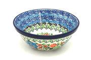 "Ceramika Artystyczna Polish Pottery Bowl - Small Nesting (5 1/2"") - Unikat Signature U3347 059-U3347 (Ceramika Artystyczna)"