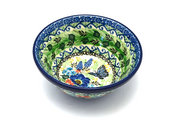 "Ceramika Artystyczna Polish Pottery Bowl - Small Nesting (5 1/2"") - Unikat Signature U4600 059-U4600 (Ceramika Artystyczna)"