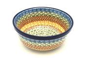Ceramika Artystyczna Polish Pottery Bowl - Soup and Salad - Autumn 209-050a (Ceramika Artystyczna)