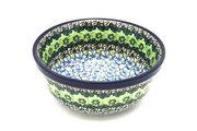Ceramika Artystyczna Polish Pottery Bowl - Soup and Salad - Kiwi 209-1479a (Ceramika Artystyczna)