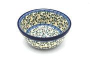 Ceramika Artystyczna Polish Pottery Bowl - Soup and Salad - Terrace Vines 209-1822a (Ceramika Artystyczna)