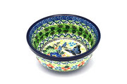 Ceramika Artystyczna Polish Pottery Bowl - Soup and Salad - Unikat Signature - U4600 209-U4600 (Ceramika Artystyczna)