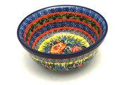 Ceramika Artystyczna Polish Pottery Bowl - Soup and Salad - Unikat Signature - U4616 209-U4616 (Ceramika Artystyczna)