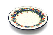 Ceramika Artystyczna Polish Pottery Bowl - Soup/Pasta - Garden Party 014-1535a (Ceramika Artystyczna)