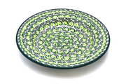 Ceramika Artystyczna Polish Pottery Bowl - Soup/Pasta - Irish Meadow 014-1888q (Ceramika Artystyczna)