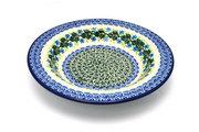 Ceramika Artystyczna Polish Pottery Bowl - Soup/Pasta - Ivy Trail 014-1898a (Ceramika Artystyczna)
