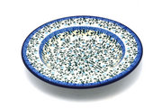 Ceramika Artystyczna Polish Pottery Bowl - Soup/Pasta - Terrace Vines 014-1822a (Ceramika Artystyczna)