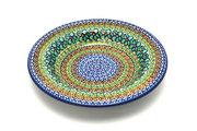 Ceramika Artystyczna Polish Pottery Bowl - Soup/Pasta - Unikat Signature - U151 014-U0151 (Ceramika Artystyczna)
