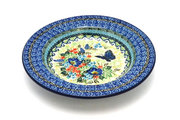 Ceramika Artystyczna Polish Pottery Bowl - Soup/Pasta - Unikat Signature - U4600 014-U4600 (Ceramika Artystyczna)