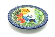 Ceramika Artystyczna Polish Pottery Bowl - Soup/Pasta - Unikat Signature - U4612 014-U4612 (Ceramika Artystyczna)