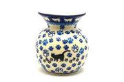 Ceramika Artystyczna Polish Pottery Bubble Vase - Boo Boo Kitty 048-1771a (Ceramika Artystyczna)