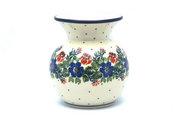 Ceramika Artystyczna Polish Pottery Bubble Vase - Garden Party 048-1535a (Ceramika Artystyczna)
