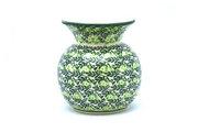 Ceramika Artystyczna Polish Pottery Bubble Vase - Irish Meadow 048-1888q (Ceramika Artystyczna)