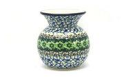 Ceramika Artystyczna Polish Pottery Bubble Vase - Kiwi 048-1479a (Ceramika Artystyczna)