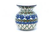 Ceramika Artystyczna Polish Pottery Bubble Vase - Primrose 048-854a (Ceramika Artystyczna)