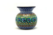 Ceramika Artystyczna Polish Pottery Bubble Vase - Unikat Signature - U151 048-U0151 (Ceramika Artystyczna)