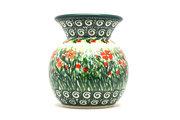 Ceramika Artystyczna Polish Pottery Bubble Vase - Unikat Signature - U4336 048-U4336 (Ceramika Artystyczna)