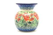 Ceramika Artystyczna Polish Pottery Bubble Vase - Unikat Signature - U4400 048-U4400 (Ceramika Artystyczna)