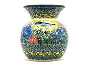 Ceramika Artystyczna Polish Pottery Bubble Vase - Unikat Signature - U4419 048-U4419 (Ceramika Artystyczna)
