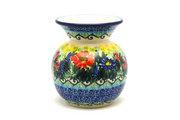 Ceramika Artystyczna Polish Pottery Bubble Vase - Unikat Signature - U4610 048-U4610 (Ceramika Artystyczna)