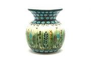 Ceramika Artystyczna Polish Pottery Bubble Vase - Unikat Signature - U803 048-U0803 (Ceramika Artystyczna)