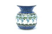 Ceramika Artystyczna Polish Pottery Bubble Vase - Wisteria 048-1473a (Ceramika Artystyczna)