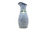 Ceramika Artystyczna Polish Pottery Carafe - 2 1/2 pint - Blue Berries D18-1416a (Ceramika Artystyczna)