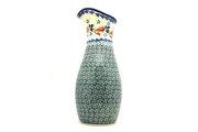 Ceramika Artystyczna Polish Pottery Carafe - 2 1/2 pint - Cherry Blossom D18-2103a (Ceramika Artystyczna)
