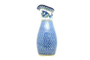 Ceramika Artystyczna Polish Pottery Carafe - 2 1/2 pint - Winter Viola D18-2273a (Ceramika Artystyczna)