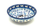 Ceramika Artystyczna Polish Pottery Cat Saucer - 8 oz. - Boo Boo Kitty B89-1771a (Ceramika Artystyczna)