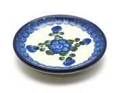 Ceramika Artystyczna Polish Pottery Coaster - Blue Poppy 262-163a (Ceramika Artystyczna)