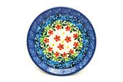 Ceramika Artystyczna Polish Pottery Coaster - Cherry Jubilee 262-2284a (Ceramika Artystyczna)