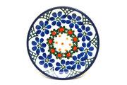 Ceramika Artystyczna Polish Pottery Coaster - Primrose 262-854a (Ceramika Artystyczna)