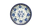 Ceramika Artystyczna Polish Pottery Coaster - Silver Lace 262-2158a (Ceramika Artystyczna)
