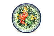 Ceramika Artystyczna Polish Pottery Coaster - Unikat Signature - U4400 262-U4400 (Ceramika Artystyczna)