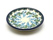 Ceramika Artystyczna Polish Pottery Coaster - Wisteria 262-1473a (Ceramika Artystyczna)
