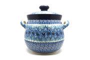 Ceramika Artystyczna Polish Pottery Cookie Jar - 14 cups - Unikat Signature - U3639 173-U3639 (Ceramika Artystyczna)