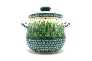 Ceramika Artystyczna Polish Pottery Cookie Jar - 14 cups - Unikat Signature - U803 173-U0803 (Ceramika Artystyczna)