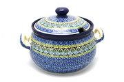 Ceramika Artystyczna Polish Pottery Covered Tureen - Tranquility 190-1858a (Ceramika Artystyczna)
