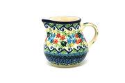 Ceramika Artystyczna Polish Pottery Creamer - 4 oz. - Unikat Signature U4695 091-U4695 (Ceramika Artystyczna)