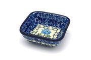Ceramika Artystyczna Polish Pottery Dish - Food Prep - Antique Rose 656-1390a (Ceramika Artystyczna)