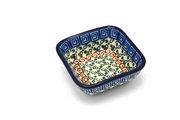 Ceramika Artystyczna Polish Pottery Dish - Food Prep - Autumn 656-050a (Ceramika Artystyczna)