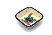 Ceramika Artystyczna Polish Pottery Dish - Food Prep - Garden Party 656-1535a (Ceramika Artystyczna)