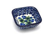 Ceramika Artystyczna Polish Pottery Dish - Food Prep - Huckleberry 656-1413a (Ceramika Artystyczna)