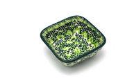 Ceramika Artystyczna Polish Pottery Dish - Food Prep - Irish Meadow 656-1888q (Ceramika Artystyczna)