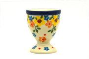 Ceramika Artystyczna Polish Pottery Egg Cup - Buttercup 106-2225a (Ceramika Artystyczna)