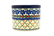 Ceramika Artystyczna Polish Pottery Herb Pot - Primrose D52-854a (Ceramika Artystyczna)